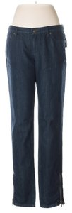Michael Kors Skinny Jeans-Medium Wash