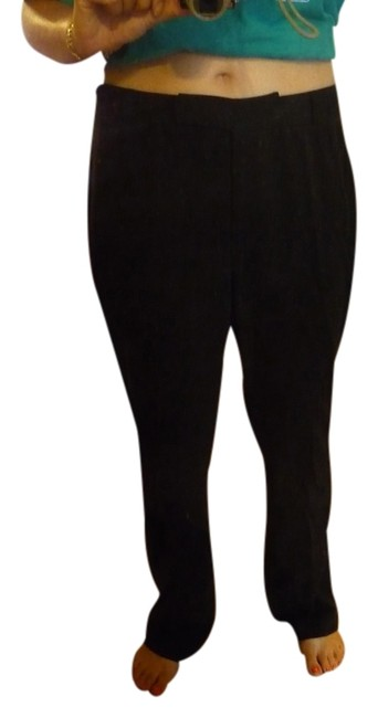 Charter Club Trouser Pants Black