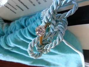Tiffany & Co. Tiffany Diamond Ring Certified