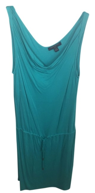 Banana Republic short dress Turquoise on Tradesy