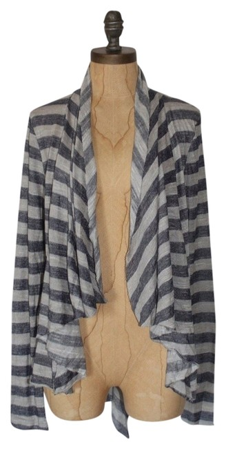 Anthropologie Striped Cardigan
