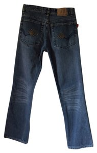 A|X Armani Exchange Straight Leg Jeans