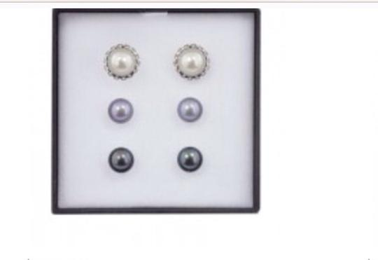 Honora 3 piece earring set