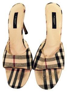 Burberry Mules