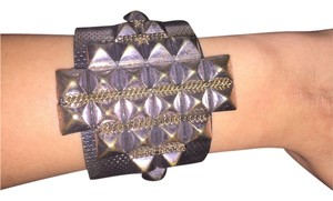 Pyramid Stud Arm Cuff
