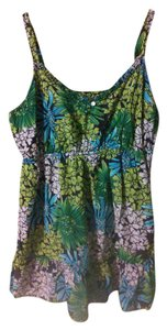 Old Navy Maternity Flowered Tank Top