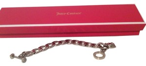 Juicy Couture Juicy Couture Charm Starter Large Link Bracelet