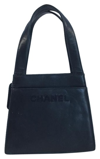 Chanel Leather France Jit16387398t Tote in Black
