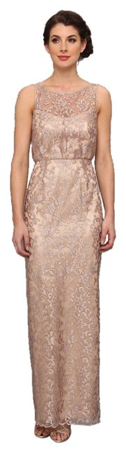 Preload https://item1.tradesy.com/images/laundry-by-shelli-segal-mocha-embroidered-illusion-long-formal-dress-size-8-m-5172190-0-0.jpg?width=400&height=650
