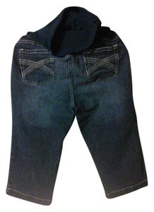 American Star Washed Capris