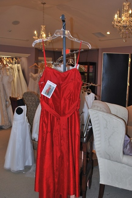 Watters Christmas Party Party Valentines Day Ball Dress