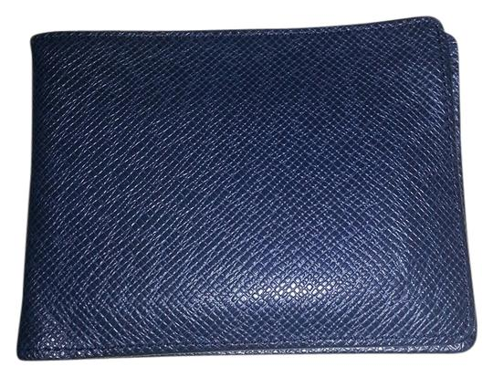 Louis Vuitton LOUIS VUITTON TAIGA MULTIPLE WALLET $600.00 EXCELLENT