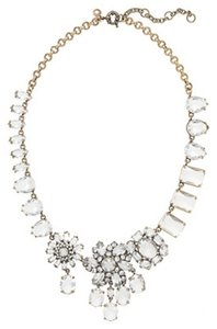 J.Crew J.CREW CRYSTAL STATEMENT NECKLACE W/ POUCH