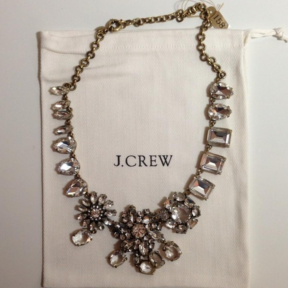 j jewelry j crew necklace 24 j crew jewelry tradesy 8809
