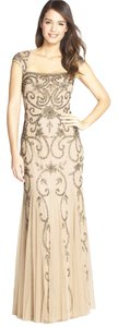 Adrianna Papell Trumpet Gown Dress