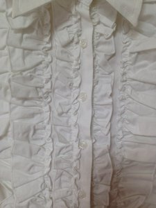 Newport News Button Down Shirt White
