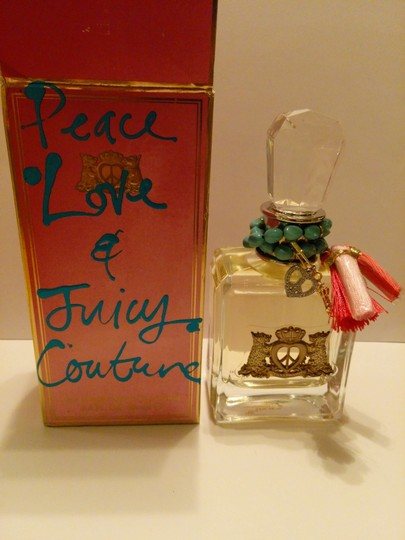 Juicy Couture Peace Love & Juicy Couture 3.4 edp
