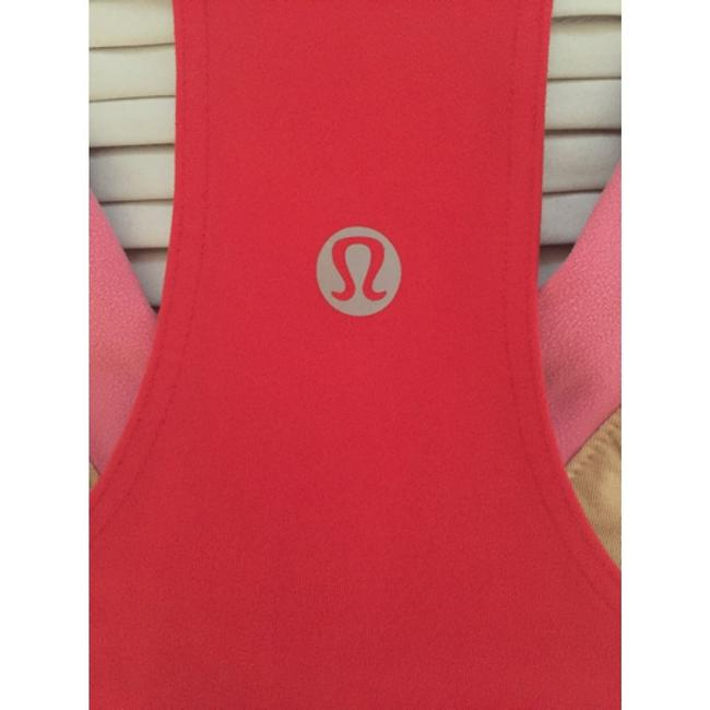 Lululemon Lululemon Red Top