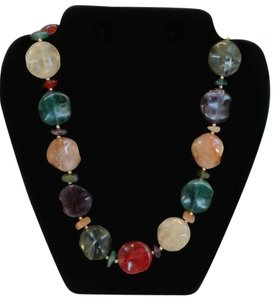 Other Beautiful Beaded Holiday Necklace