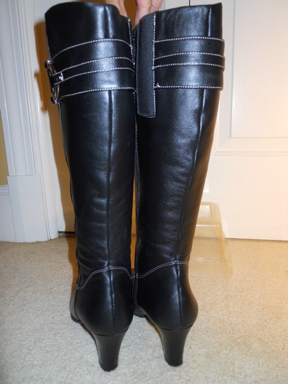 Ros Hommerson Leather black Boots