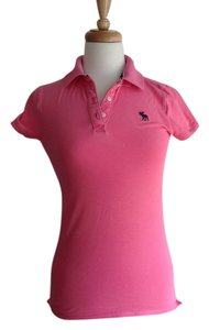Abercrombie & Fitch Top Pink