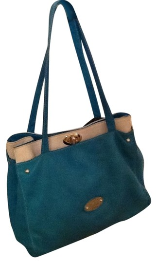 Preload https://item3.tradesy.com/images/other-tote-bag-turquoisewhite-5175772-0-0.jpg?width=440&height=440