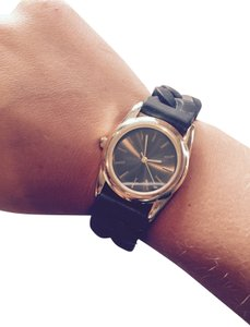 Other Black Rubber Watch