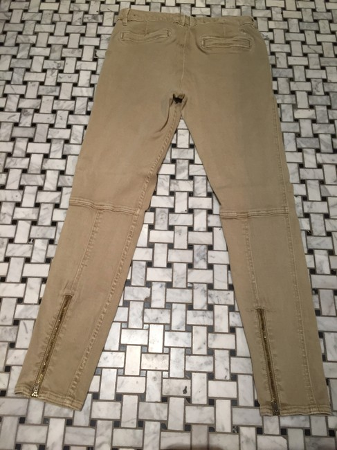 Abercrombie & Fitch Skinny Pants Beige