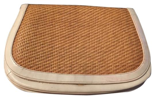 Other Tan Clutch