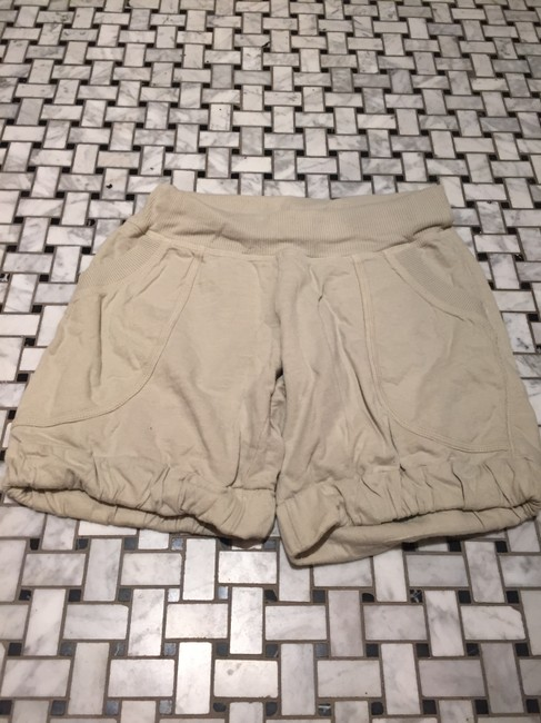 A|X Armani Exchange Beige Shorts