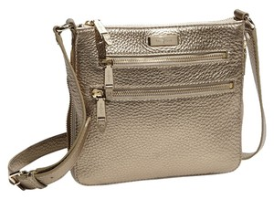 Cole Haan Metallic Cross Body Bag