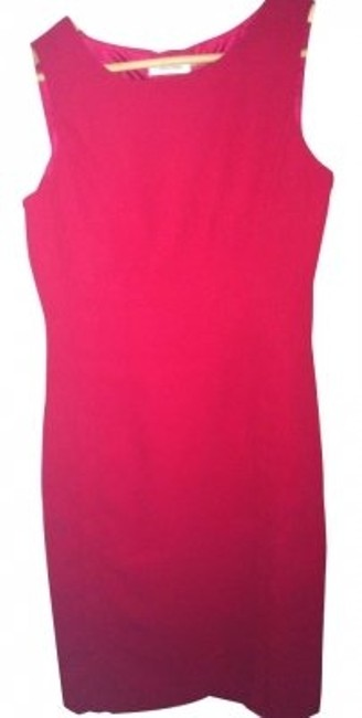 Preload https://item3.tradesy.com/images/calvin-klein-red-sleeveless-sheath-mini-workoffice-dress-size-2-xs-5177-0-0.jpg?width=400&height=650