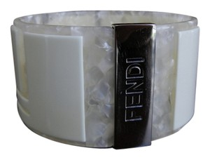 Fendi Fendi To You Logo Bangle