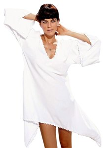 Lirome Chic Cozy Summer Casual Crochet Tunic
