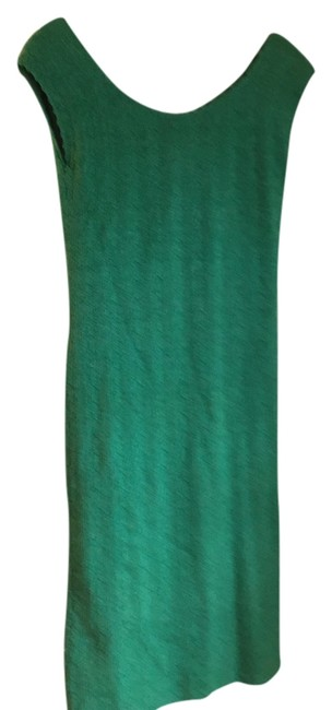 Other short dress Green Vintage on Tradesy