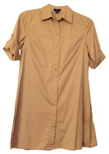 Island republic Button Down Shirt Tan