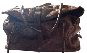 Henry Beguelin Leather Designer Rare Hobo Bag