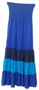 Just Love short dress Different tones of blue on Tradesy