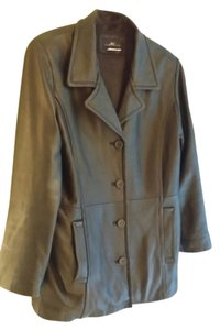 Andrea Viccaro Leather Jacket