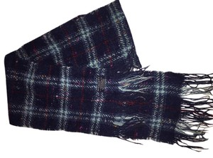 Burberry Classic plaid print Burberry scarf- Wool