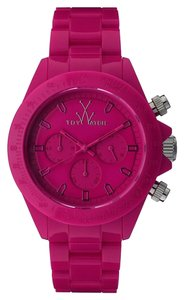 ToyWatch Women's Monochrome Pink Watch