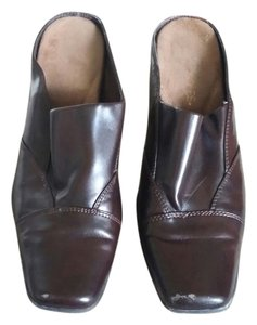 Aerosoles Brown Mules