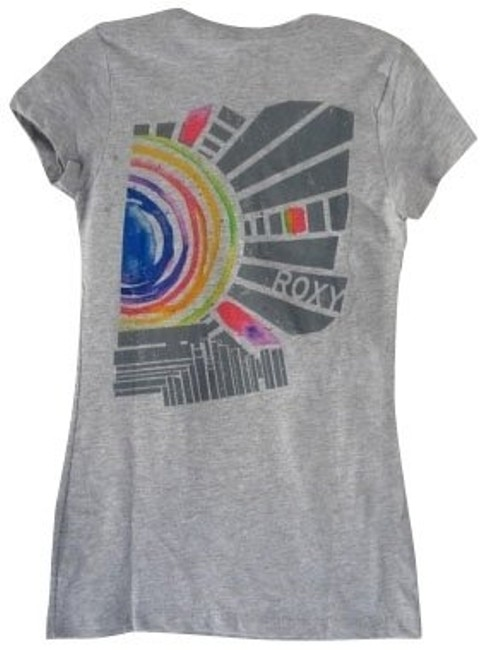Roxy T Shirt Gray