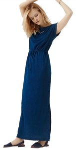 Jazz Blue Maxi Dress by Lou & Grey