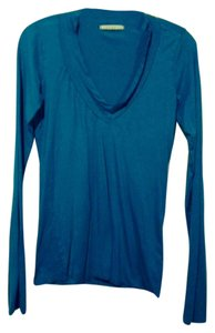 Velvet by Graham & Spencer T Shirt Celadon Blue