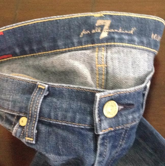 7 For All Mankind Straight Leg Jeans