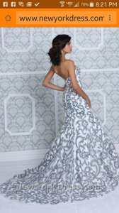 Impression Bridal 10221 Wedding Dress