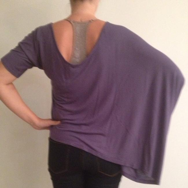 7 For All Mankind Top Purple