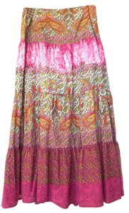Femme Couture Maxi Skirt Multiple