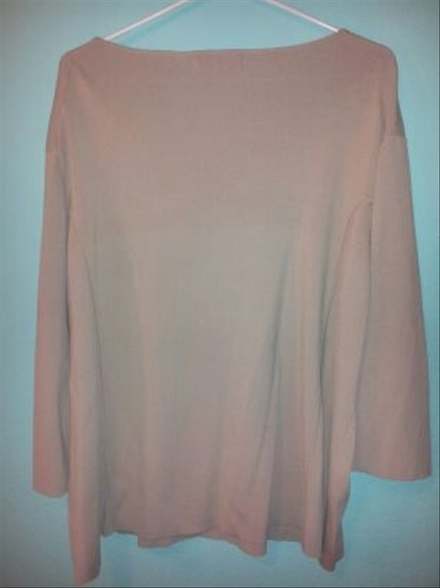 Liz Claiborne Top Tan
